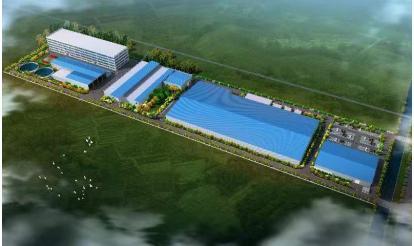 vwin博彩食用菌硅谷产业园及三次发酵项目情况简介