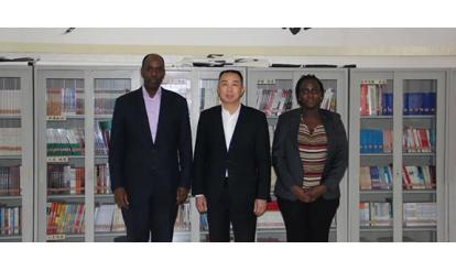 Consulate General of the Republic of Uganda in Guangzhou visited ZISHAN group