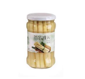 条装芦笋罐头