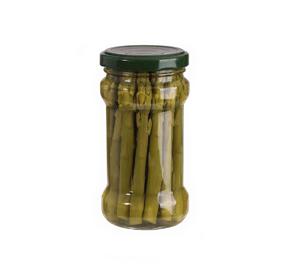 绿芦笋罐头