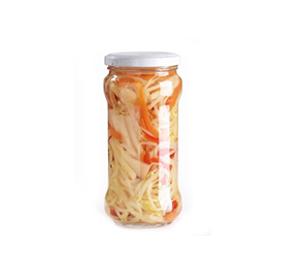 调味蔬菜罐头