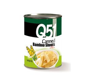 麻笋片罐头