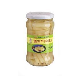 调味芦笋罐头