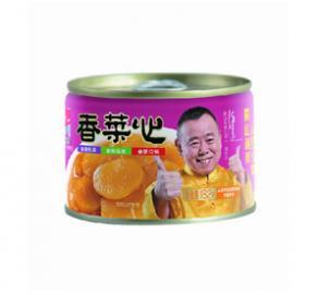 香菜心罐头