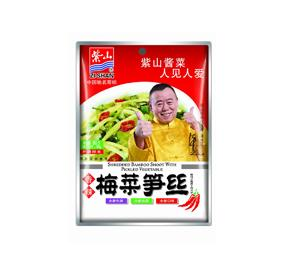 梅菜笋丝香辣味