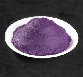 Purple potato mud