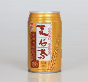 油切麦茶310ml