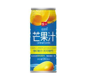 vwin博彩960ml芒果汁