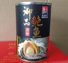 canned abalone 425G