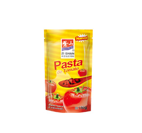 tomato sauce(in pouch bag)