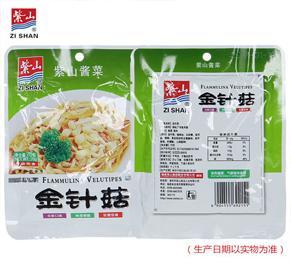 vwin博彩酱菜微辣金针菇30X70g整箱