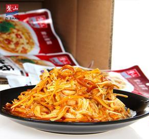 香辣金针菇70g*30包整箱