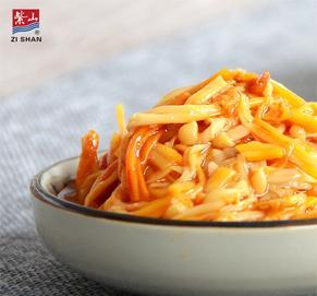 vwin博彩酱菜原味金针菇60g