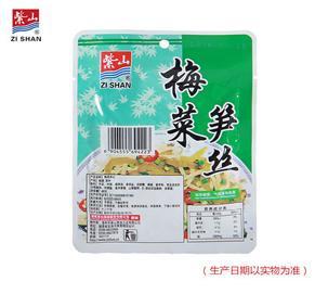 vwin博彩酱菜原味梅菜笋丝60g